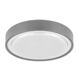 CROP ceilinglight oyster round13 rome