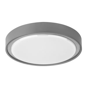 CROP ceilinglight oyster round15 rome