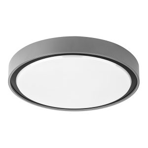 CROP ceilinglight oyster round20 rome
